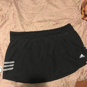 Adidas shorts/skirt